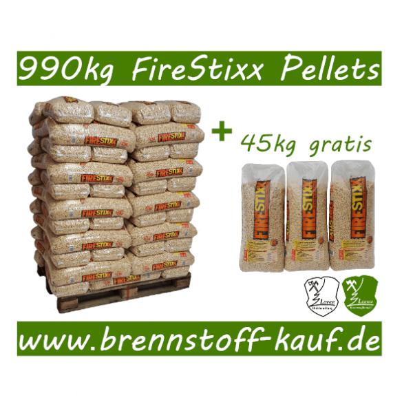 FireStixx online 15 kg